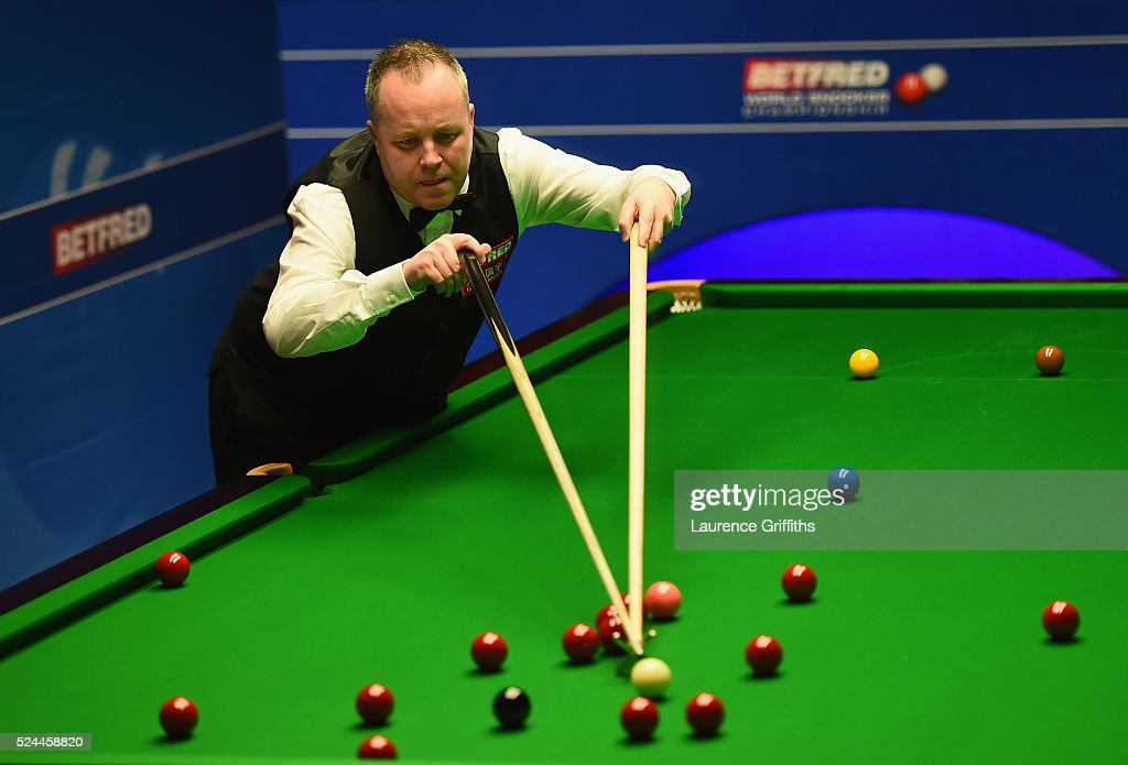 World Snooker Championship - Day 11