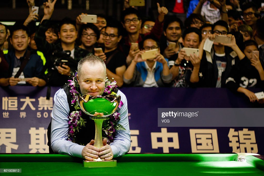 Evergrande China Championship - Day 5
