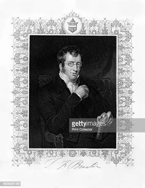 John Hill Burton, Scottish historian, jurist, and economist, 19th century. Burton was Historiographer Royal from 1867 until 1881.