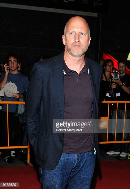 John Hillcoat attends the premiere of 'The Road' at the 42nd Sitges Film Festival on October 11, 2009 in Barcelona, Spain.