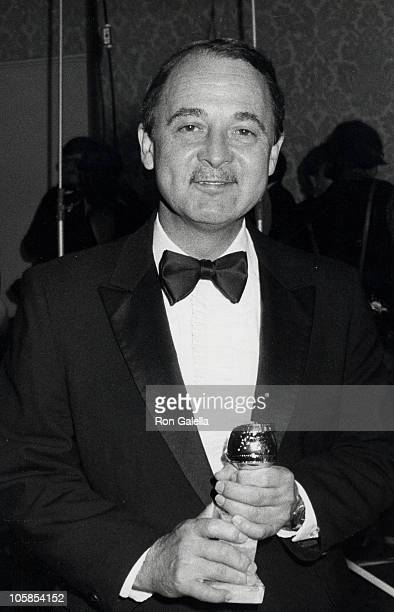 John Hillerman during 39th Annual Golden Globe Awards at Beverly Hilton Hotel in Beverly Hills California United States