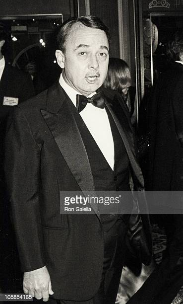 John Hillerman during 42nd Annual Golden Globe Awards at Beverly Hilton Hotel in Beverly Hills California United States