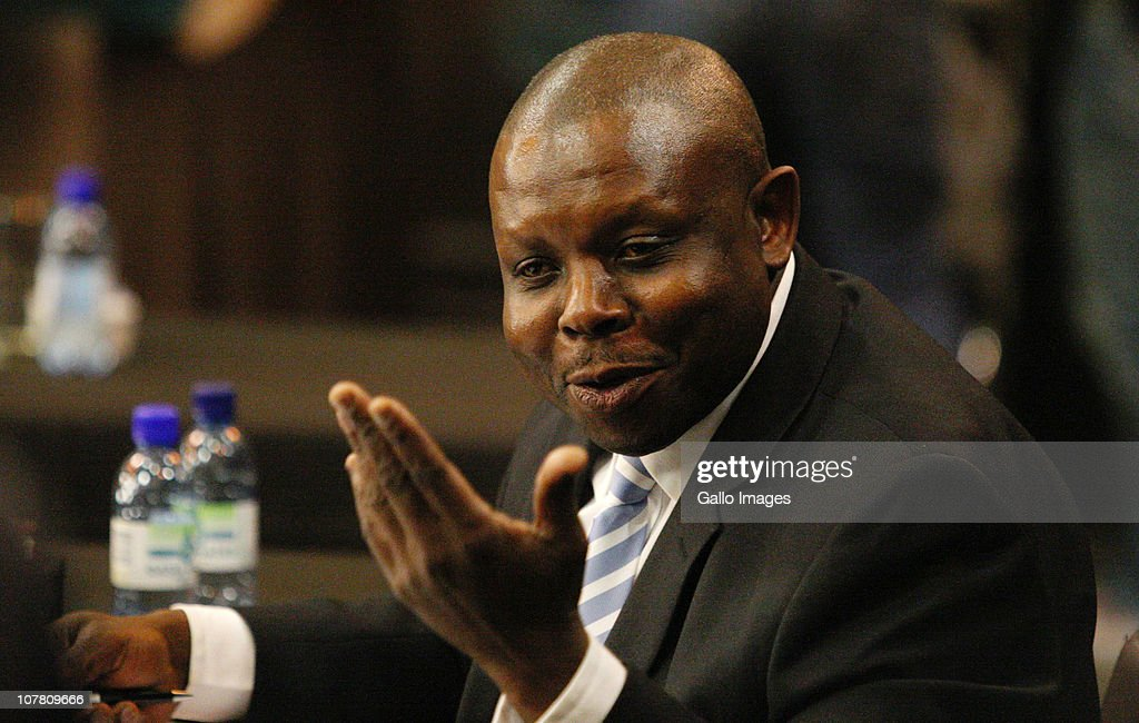 Judge John Hlophe : News Photo