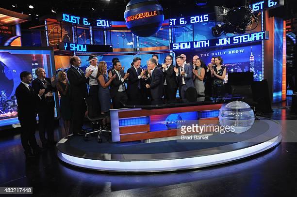 John Hodgman Matt Walsh Nancy Walls Dan Bakkedahl Rob Riggle Samantha Bee Aasif Mandvi Stephen Colbert Jon Stewart Jordan Klepper John Oliver Ed...