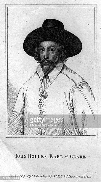 John Holles the 1st Earl of Clare