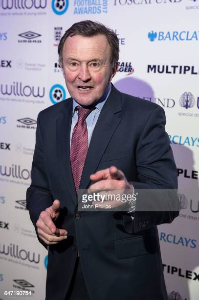 John Hollins attends the London Football Awards on March 2 2017 in London United Kingdom