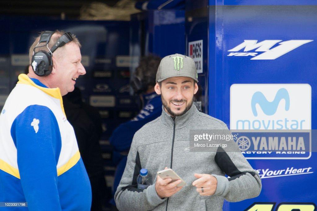 MotoGp Of Great Britain - Qualifying : News Photo