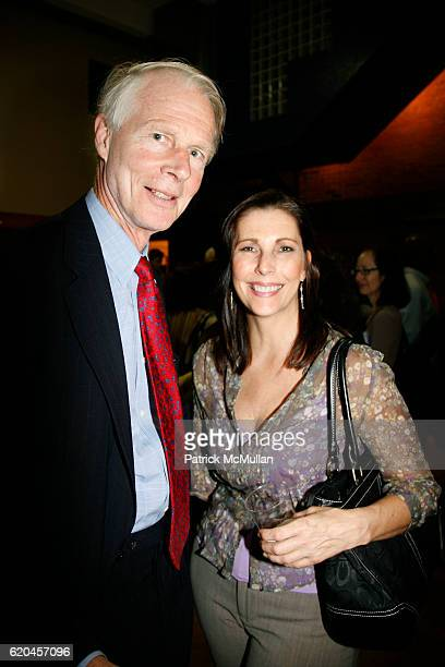 John Horan and Judy Miller attend Launch Party for A TIME IT WAS BOBBY KENNEDY IN THE SIXTIES at BathHouse Studio on June 4 2008 in New York City