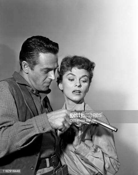 John Hudson and Joanne Dru star in the CBS television anthology series Schlitz Playhouse of Stars episode titled The Gentle Stranger Originally...