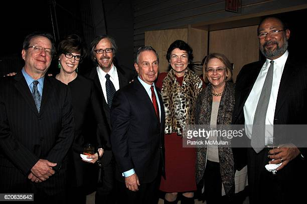 John Huey Julia Reed John Pearce Mayor Michael Bloomberg Diana Taylor Ann Moore and Dick Parsons attend Rebuilding NEW ORLEANS in NYC hosted by the...