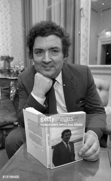 John Hume at the Launch of the book 'John Hume Statesman of the Troubles' at the Mansion House