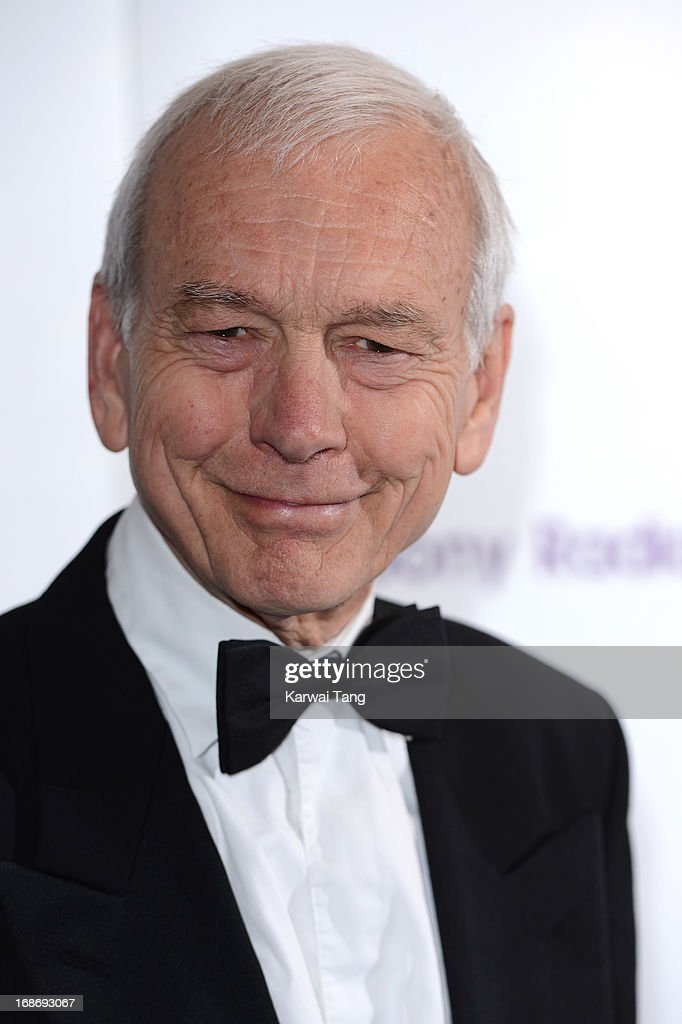 John Humphrys attends the Sony Radio Academy Awards at The Grosvenor House Hotel on May 13, 2013 in London, England.