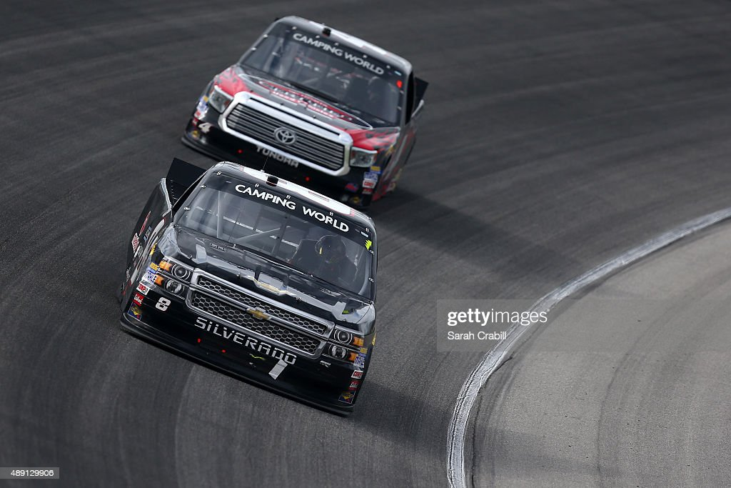 NASCAR Camping World Truck Series American Ethanol E15 225 : News Photo