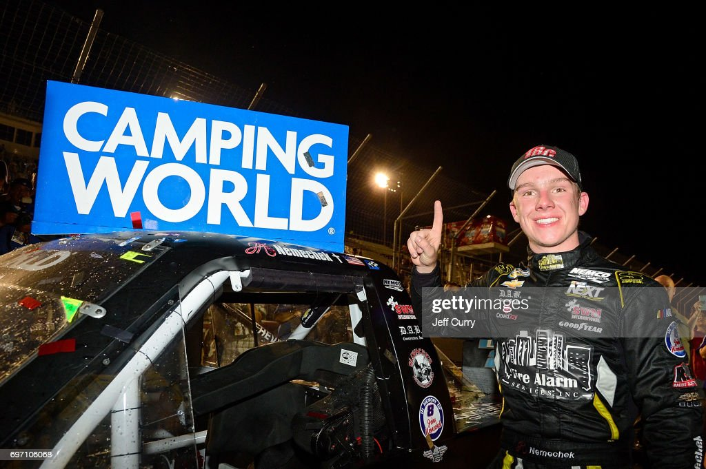 NASCAR Camping World Truck Series - Gateway : News Photo