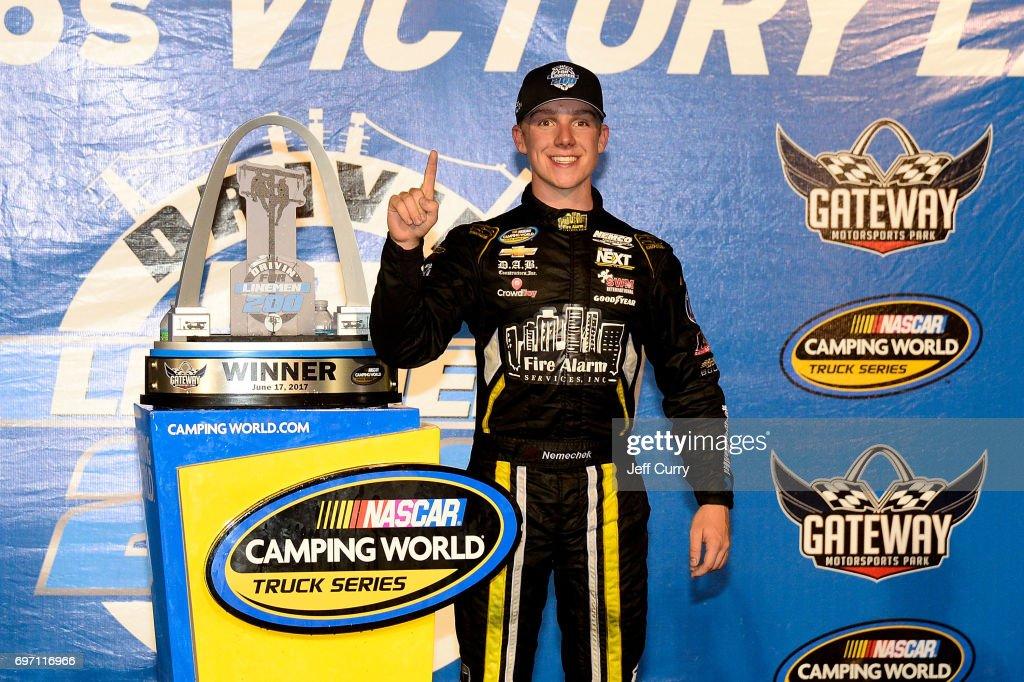 NASCAR Camping World Truck Series - Gateway : News Photo