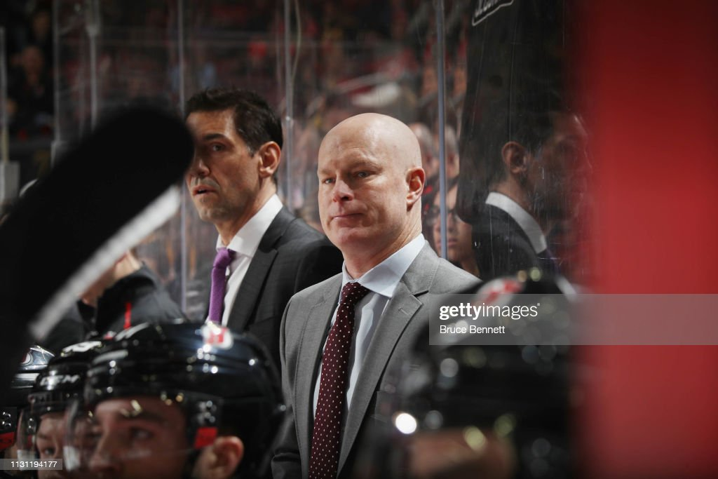 Pittsburgh Penguins v New Jersey Devils : News Photo