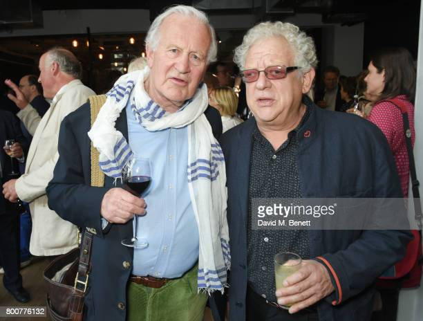 John Irvin and Jeremy Thomas attend the BFI Southbank's tribute to Sir John Hurt on June 25 2017 in London England