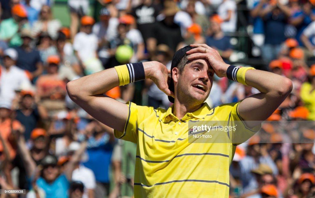 Miami Open 2018 - Day 14 : News Photo