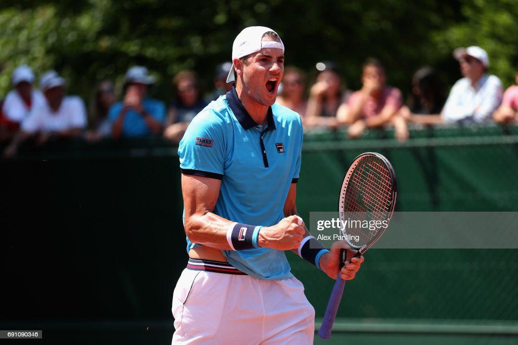 2017 French Open - Day Five : News Photo