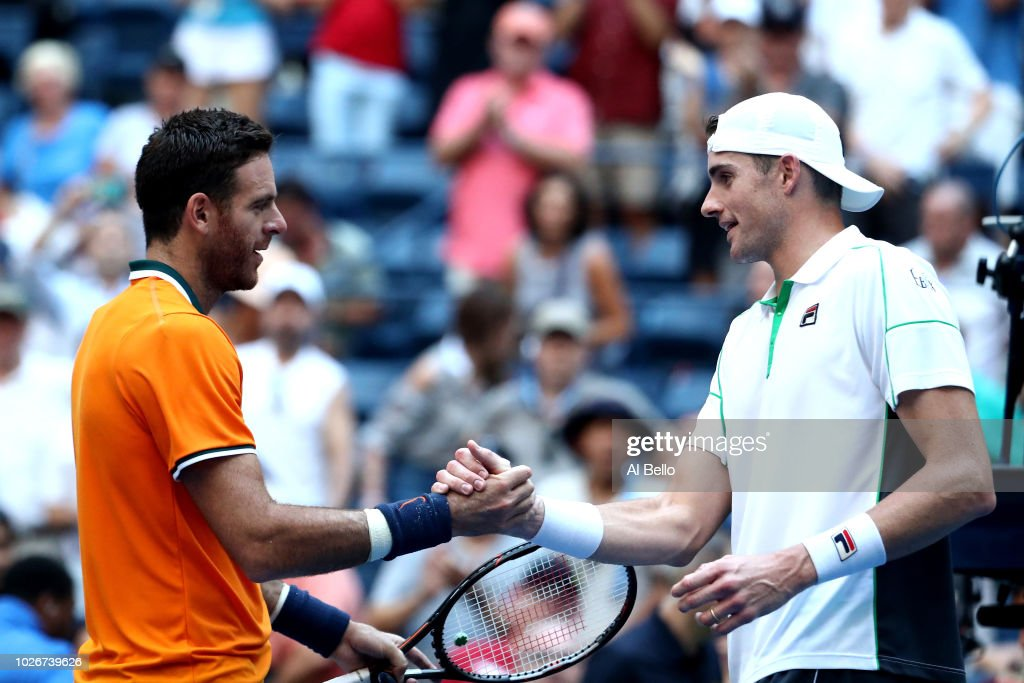 2018 US Open - Day 9 : News Photo
