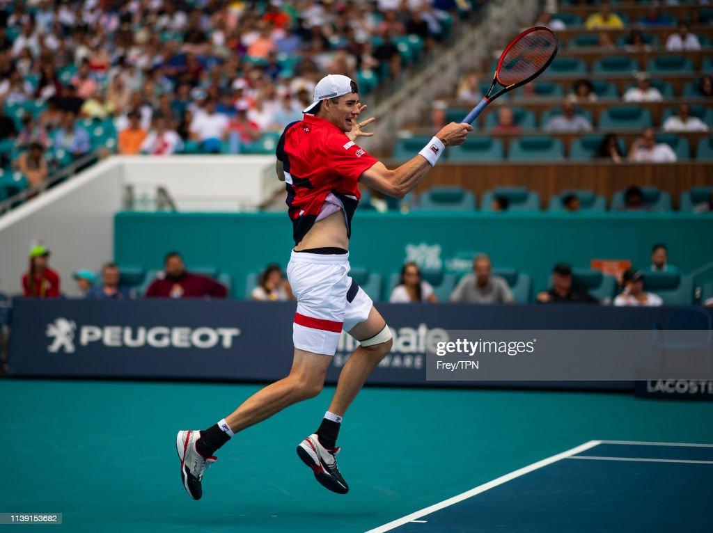 Miami Open 2019 - Day 12 : News Photo