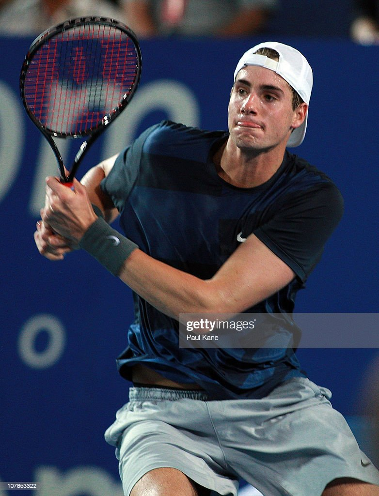 2011 Hopman Cup - Day 3 : News Photo