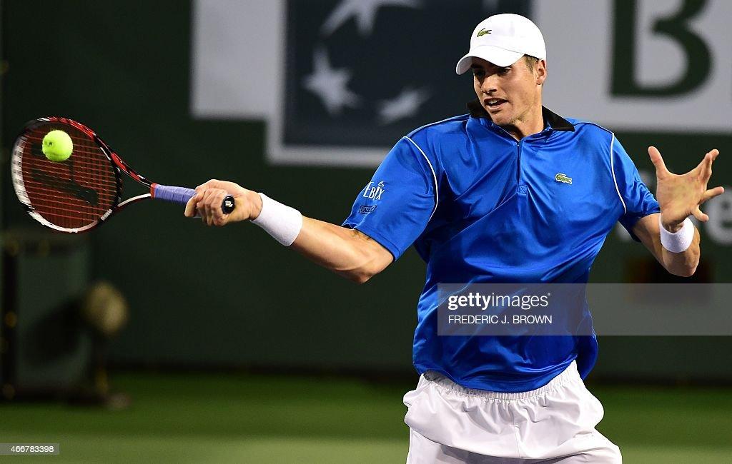 SPO-TENNIS-ATP-WTA-BNP-PARIBAS-DJOKOVIC-ISNER : News Photo