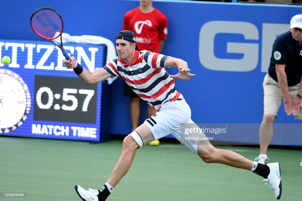 Citi Open- Day 6 : News Photo