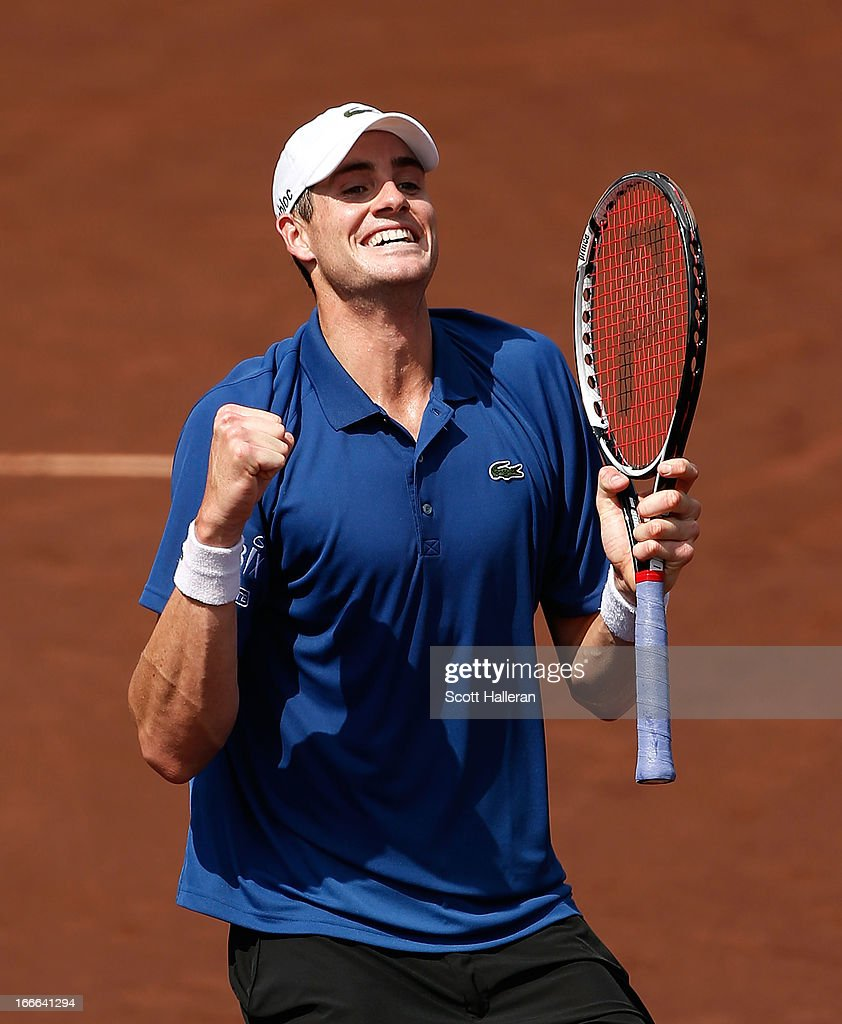 US Men's Clay Court Championships : News Photo