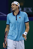 shanghai china john isner united states