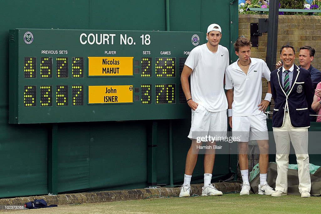 The Championships - Wimbledon 2010: Day Four : News Photo