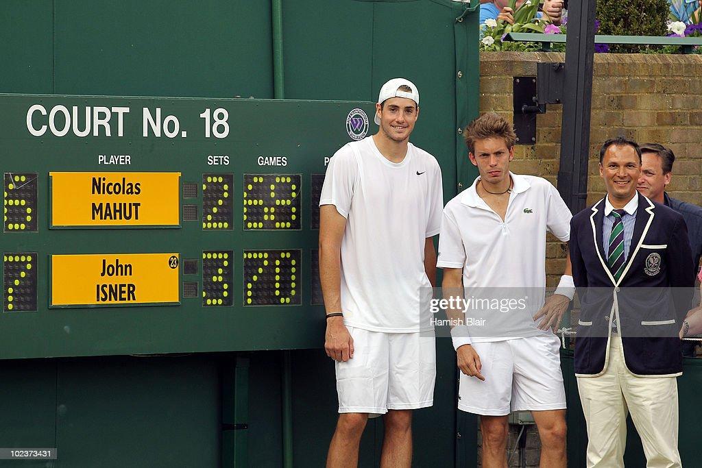 The Championships - Wimbledon 2010: Day Four : News Photo