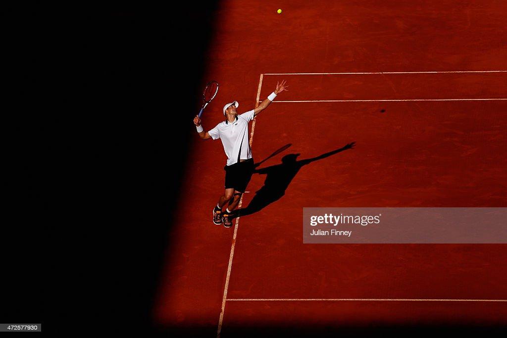 Mutua Madrid Open - Day Seven : News Photo