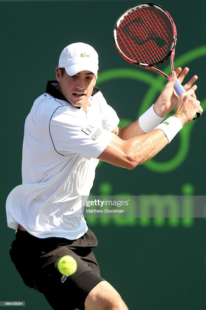 Miami Open Tennis - Day 11 : News Photo