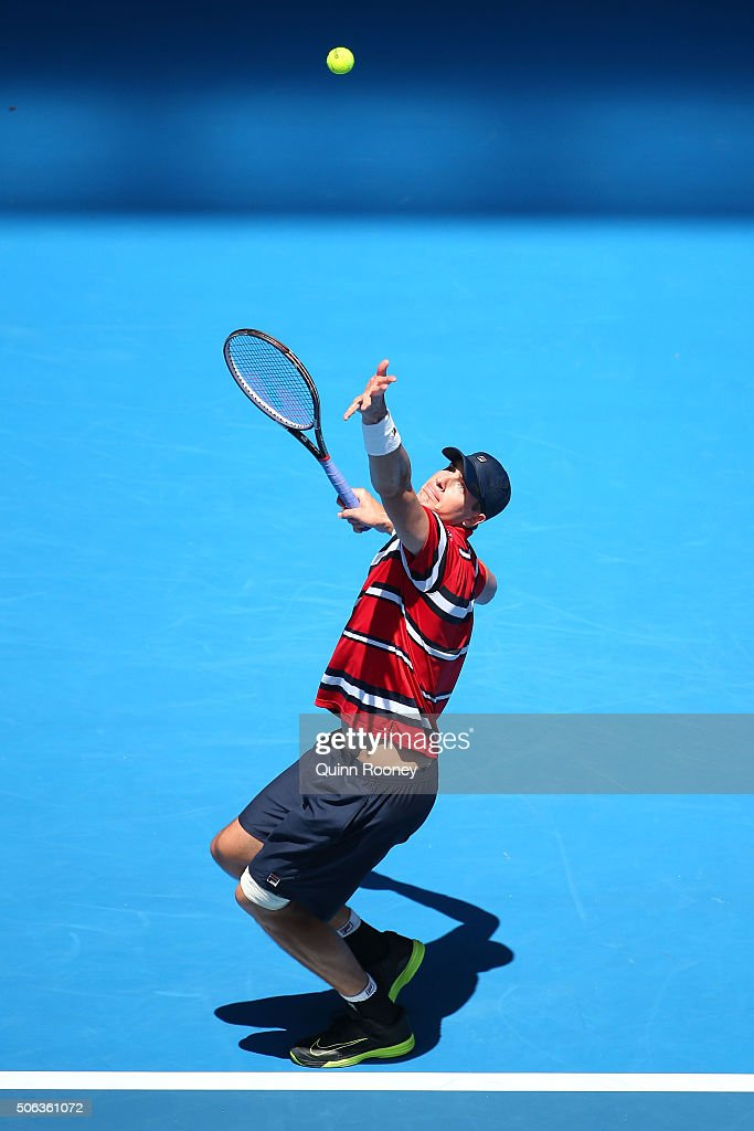2016 Australian Open - Day 6 : News Photo