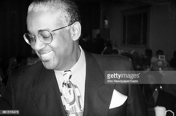 John Jake Oliver the publisher of the Afro American newspaper 1961