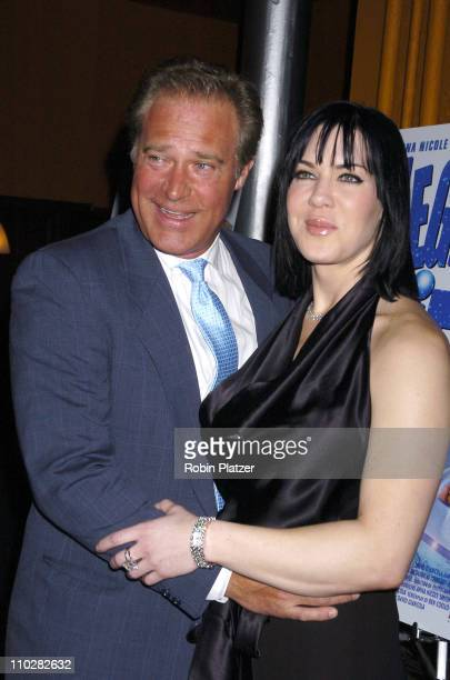 John James and Joanie 'Chyna' Laurer during 'Illegal Aliens' Preview March 1 2006 at Tribeca Cinemas in New York City New York United States