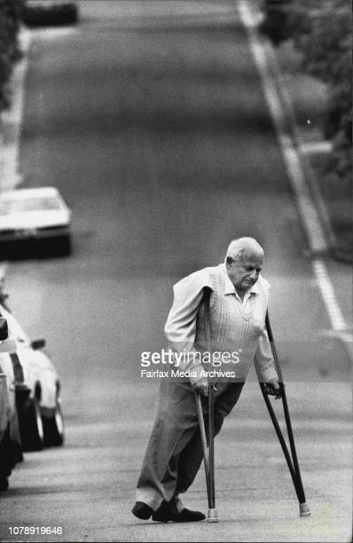John Jarmain a client who stayed on for nearly 60 yearsDuring the 1930s a young boy on crutches used to appear as the emblem on the letterhead of the...