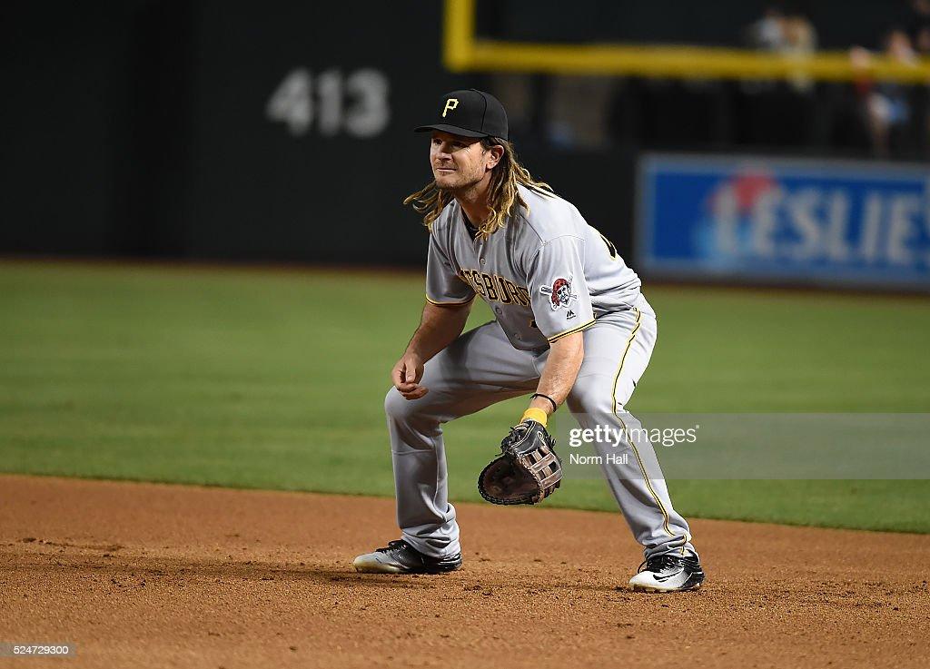 Pittsburgh Pirates v Arizona Diamondbacks : News Photo