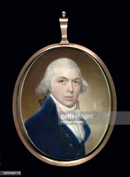 John Jauncey Ketchum, circa 1795. Artist Walter Robertson.