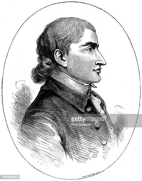 John Jay American statesman from a print published in 1783 One of the Founding Fathers of the United States Jay was President of the Continental...