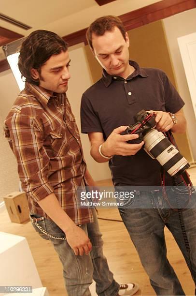 John Jeffcoat director and photographer Jeff Vespa