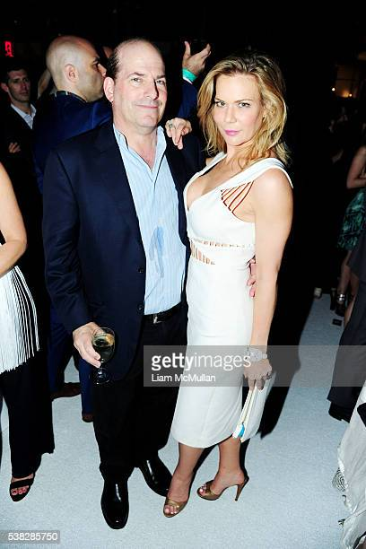 John Jenkin and Erin Gibbs attend 2016 MoMA Party In The Garden Benefit at Museum of Modern Art on June 1 2016 in New York City