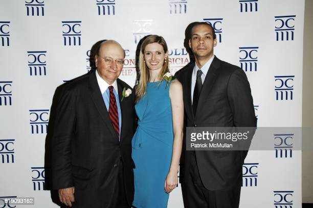 John K. Castle, Alexandra Reeve Givens and Garren Givens attend CASTLE CONNOLLY Medical Ltd. 5th Annual National Physician of the Year Awards at The...