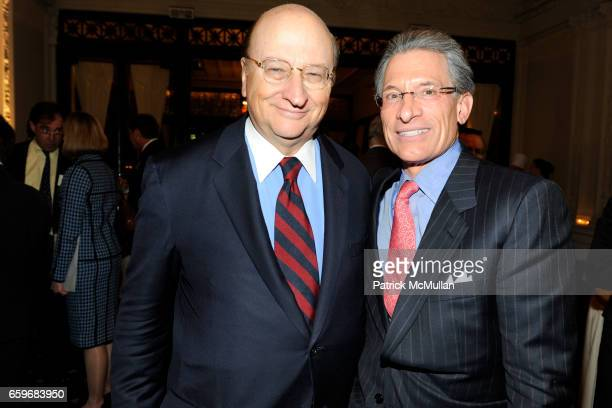 John K. Castle and Dr. James Orsini attend CASTLE CONNOLLY Medical Ltd. Presents NATIONAL PHYSICIAN OF THE YEAR AWARDS at 145 W 44 on March 23, 2009...