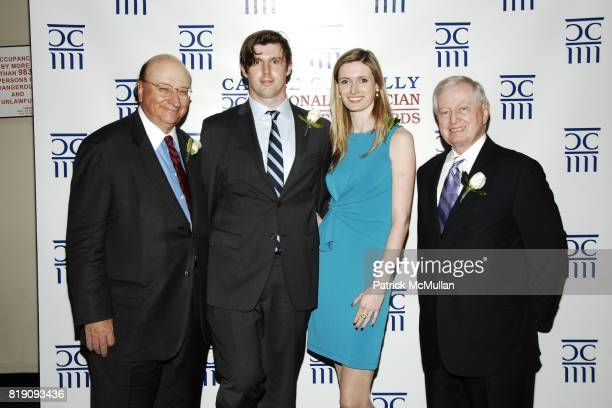 John K Castle Matthew Reeve Alexandra Reeve Givens and Dr John J Connolly attend CASTLE CONNOLLY Medical Ltd 5th Annual National Physician of the...