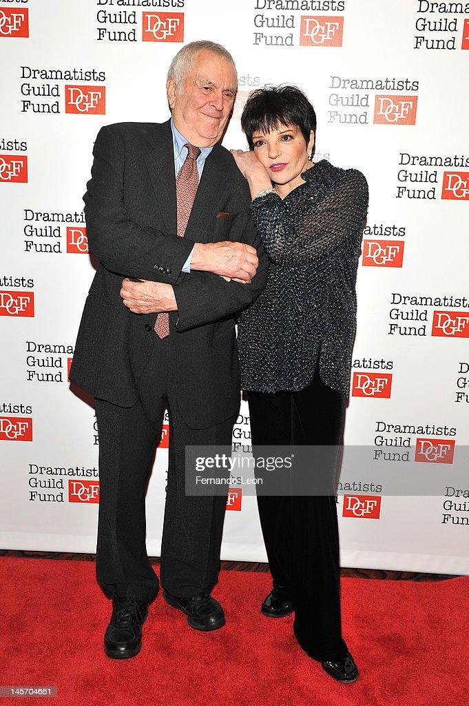 Dramatists Guild Fund's 50th Anniversary Gala Honoring John Kander
