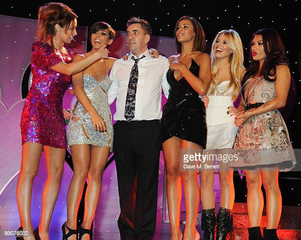 John Keeble of Spandau Ballet and The Saturdays attend the Variety Club Showbiz Awards at the Grosvenor House on November 15 2009 in London England
