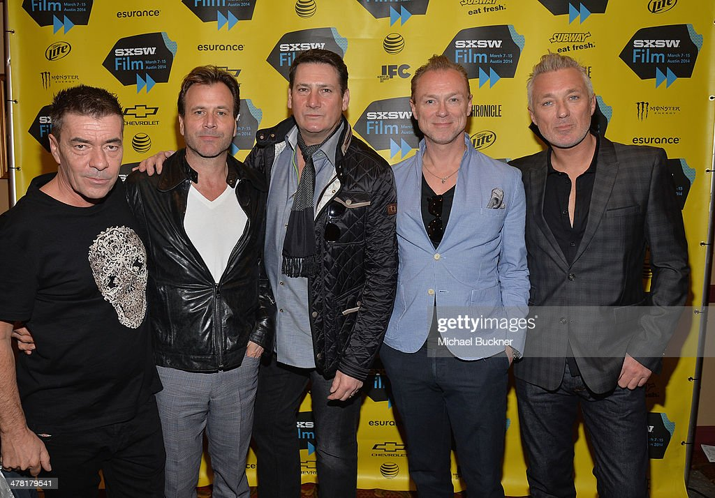 """Soul Boys Of The Western World"" Official Photo Op And Q&A - 2014 SXSW Music, Film + Interactive"