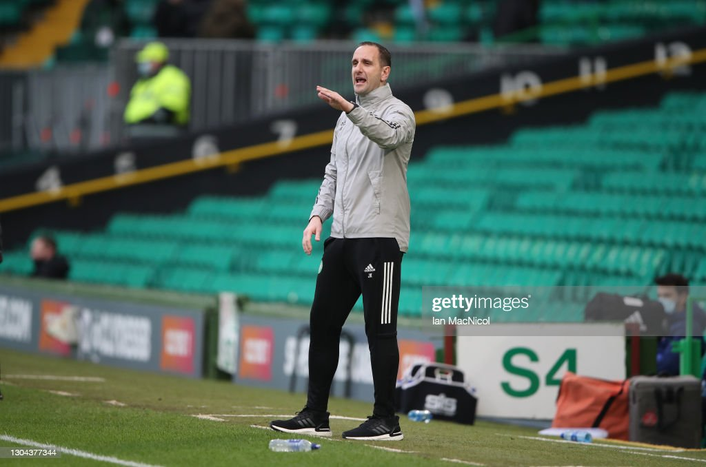 Celtic v Aberdeen - Ladbrokes Scottish Premiership : News Photo